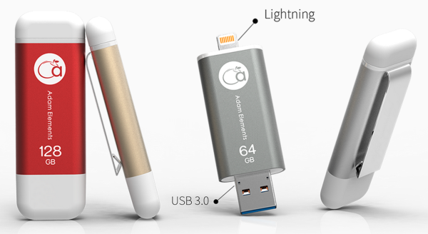 The best iPhone/iPad USB flash drives with Lightning