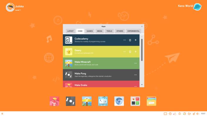 kano-apps-raspberry-pi