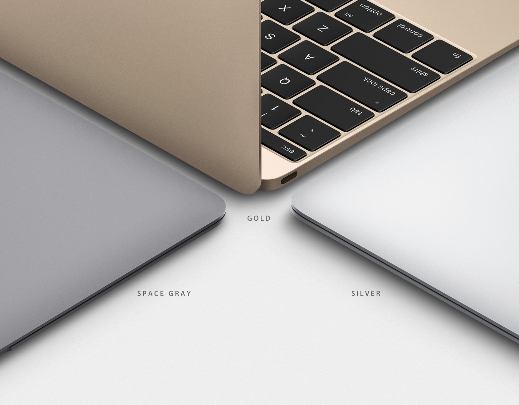 Macbook-gold-silver-space-gray