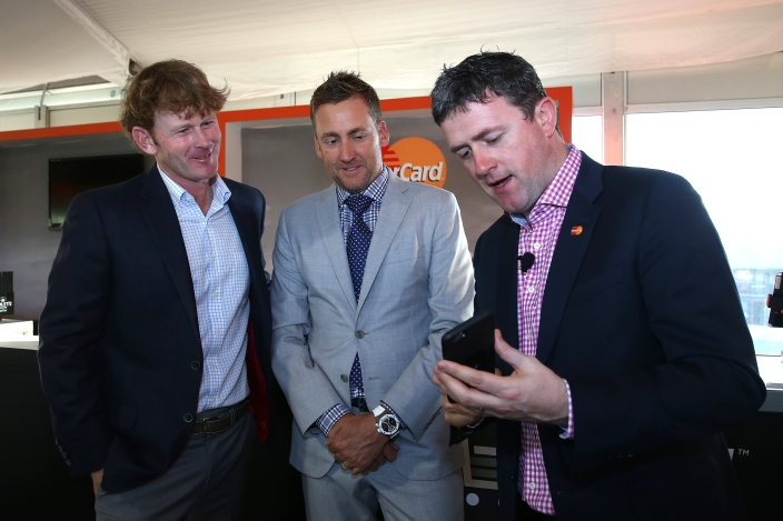 MasterCard Shows Latest Payment Technology At Arnold Palmer Invitational