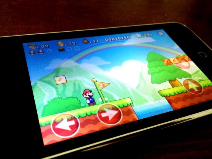 The jailbreak community has worked to get Mario onto the iPhone for years.
