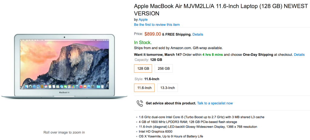 Apple's 2015 MacBook Pro and Air models now at US retailers