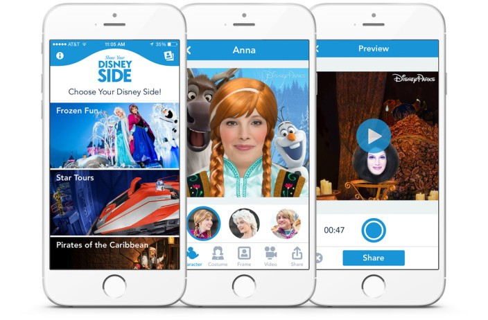 show-your-disney-side-app