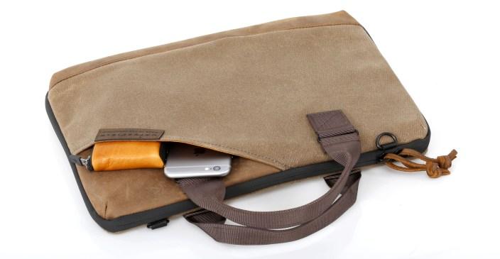 "Slim ""Zip"" Briefcase 12-inch MacBook"
