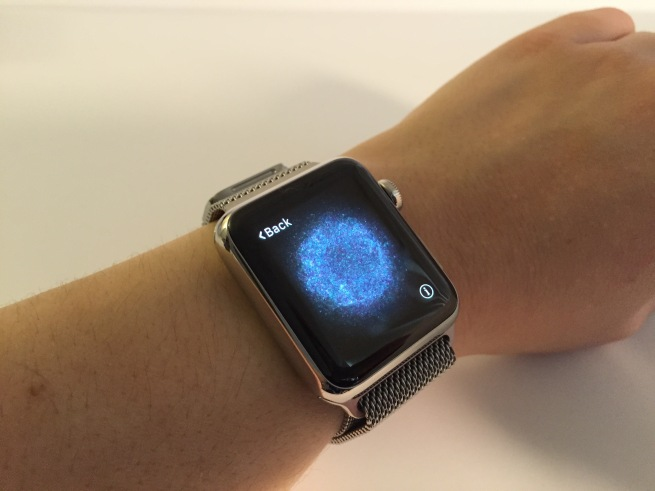 Apple Watch Pairing Mode