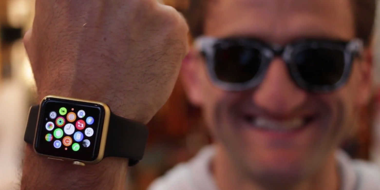 Casey Neistat-gold-apple-watch