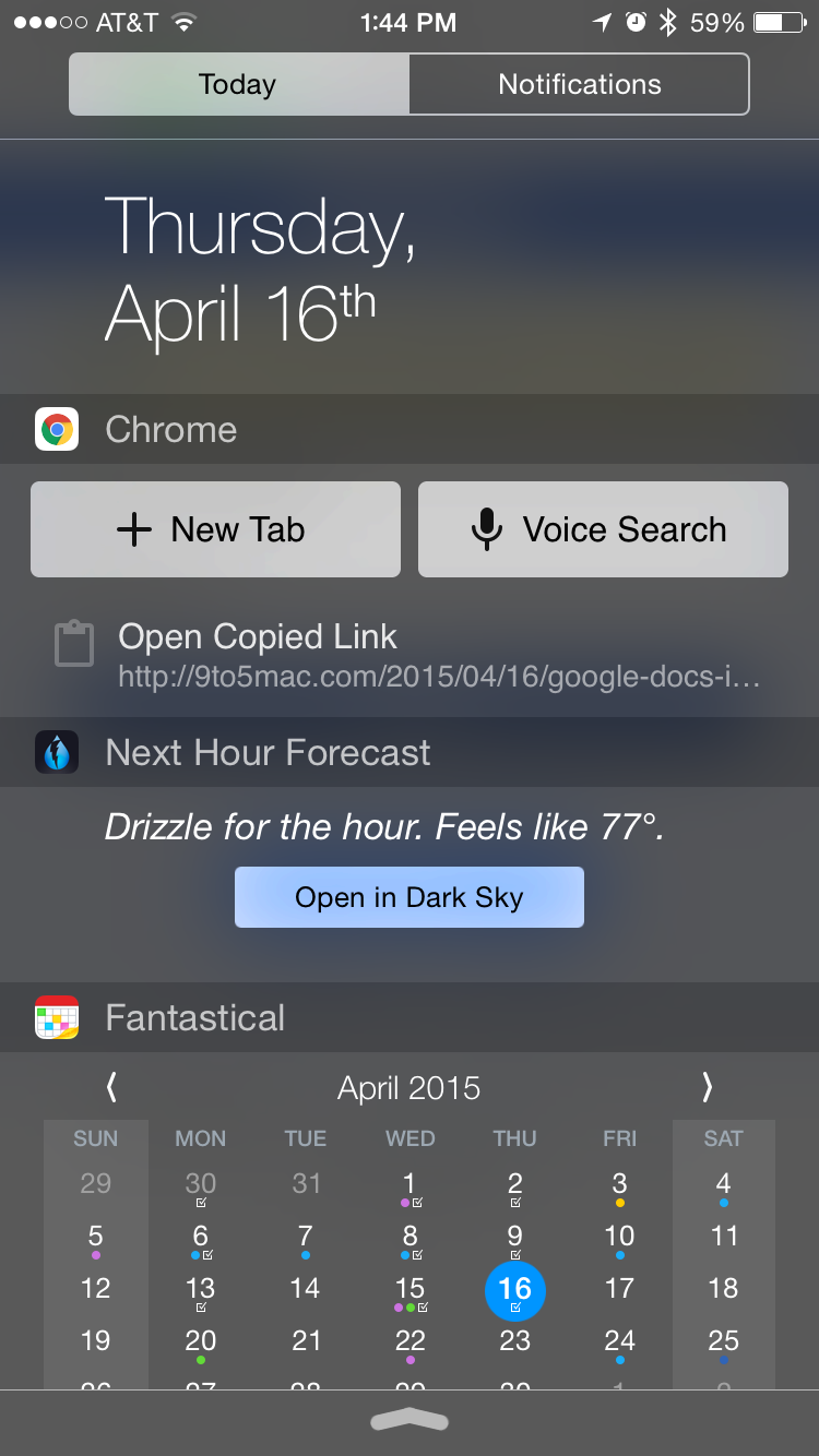 Chrome for iOS adds 1Password & LastPass extension support, new