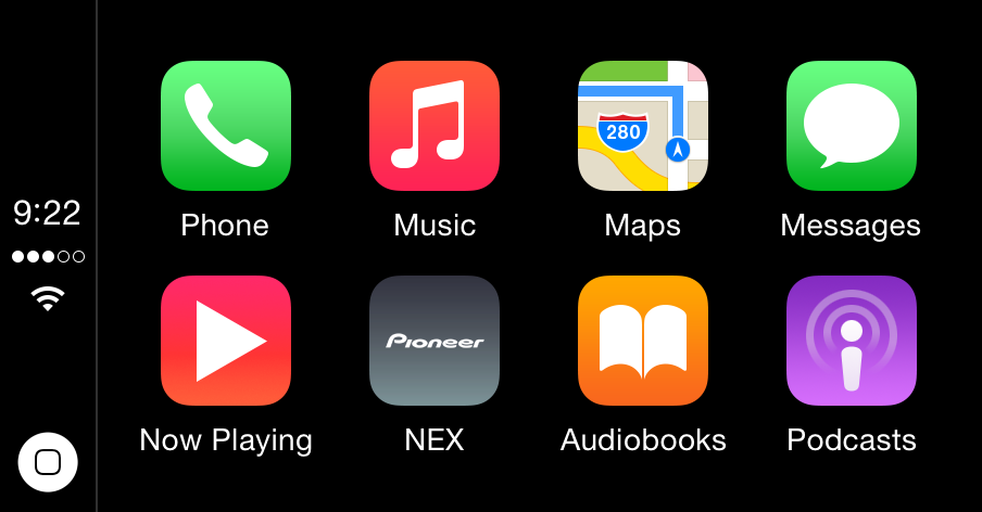 iOS 8.4 CarPlay iBooks Audiobooks