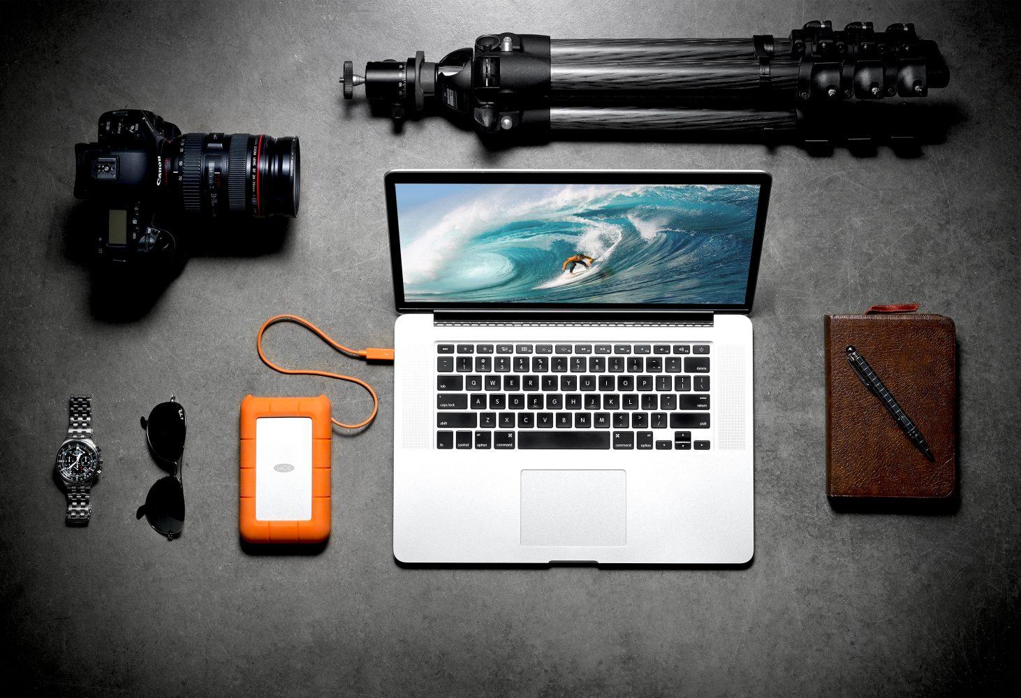 Review Lacie S 4tb Rugged Thunderbolt Usb 3 Portable Hard
