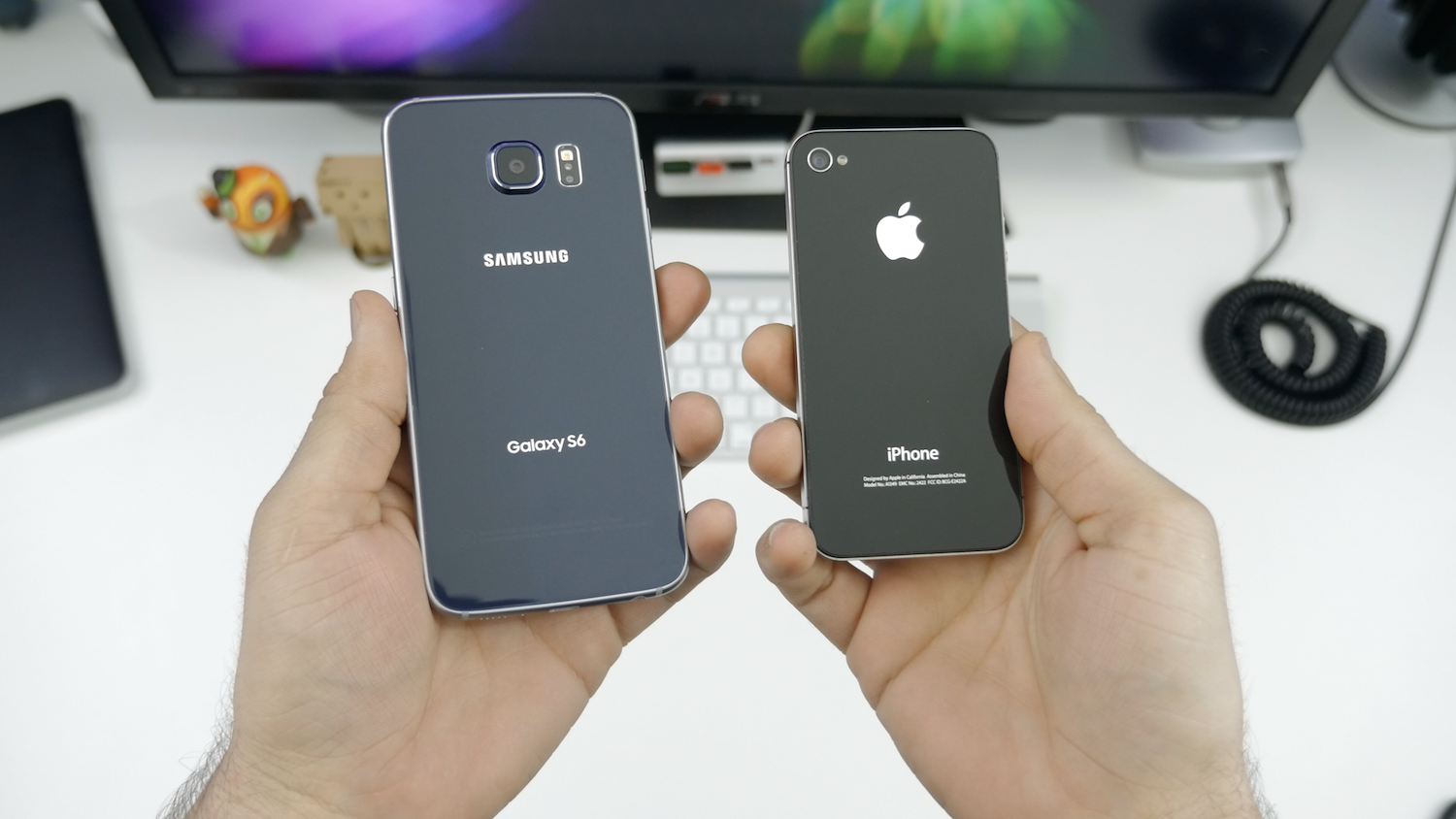 apple iphone 6 vs samsung galaxy s6 ultimate comparison. Black Bedroom Furniture Sets. Home Design Ideas