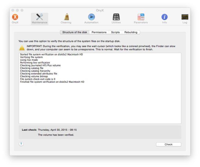 TÉLÉCHARGER ONYX MAC 10.10.5