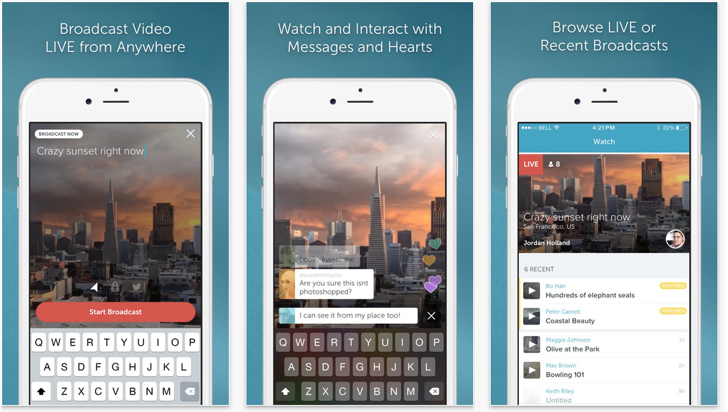 Image result for periscope app