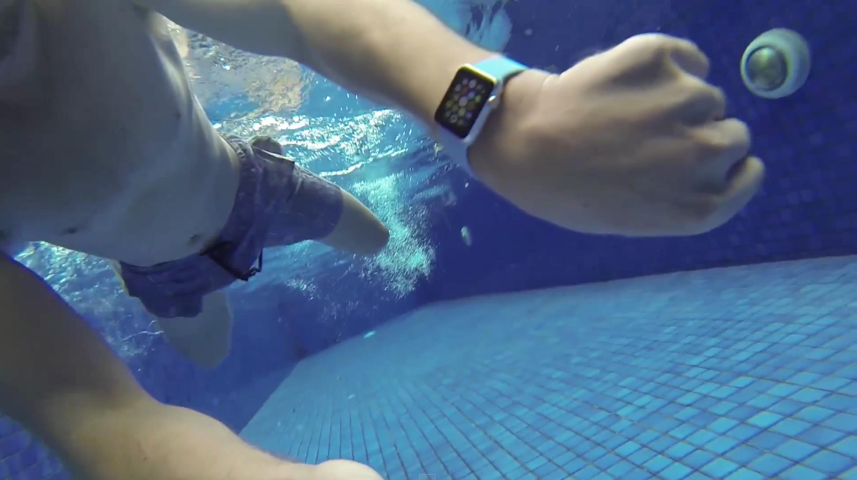 Гибкие настройки сделают часы идеальным партнером по плаванию.