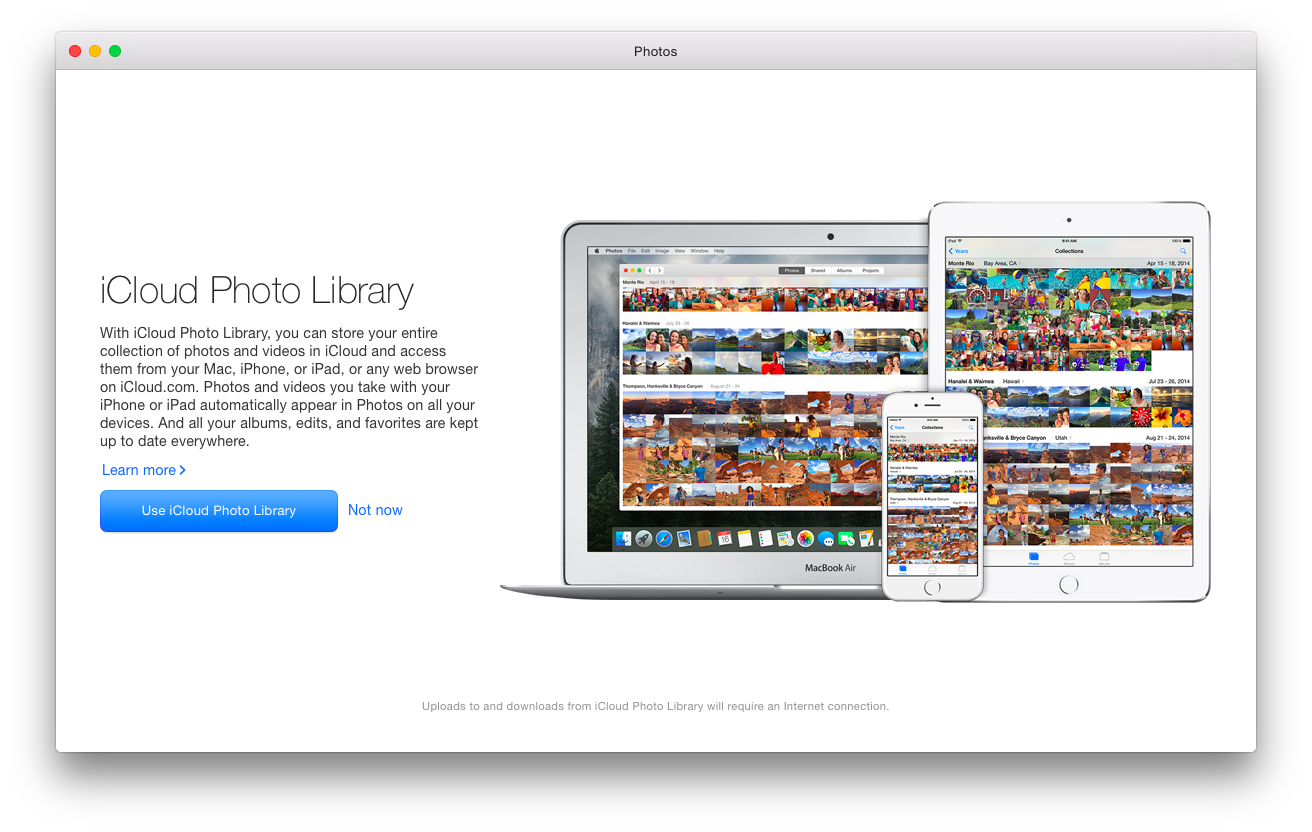 OS X Yosemite How-To: Move your iPhoto or Aperture library