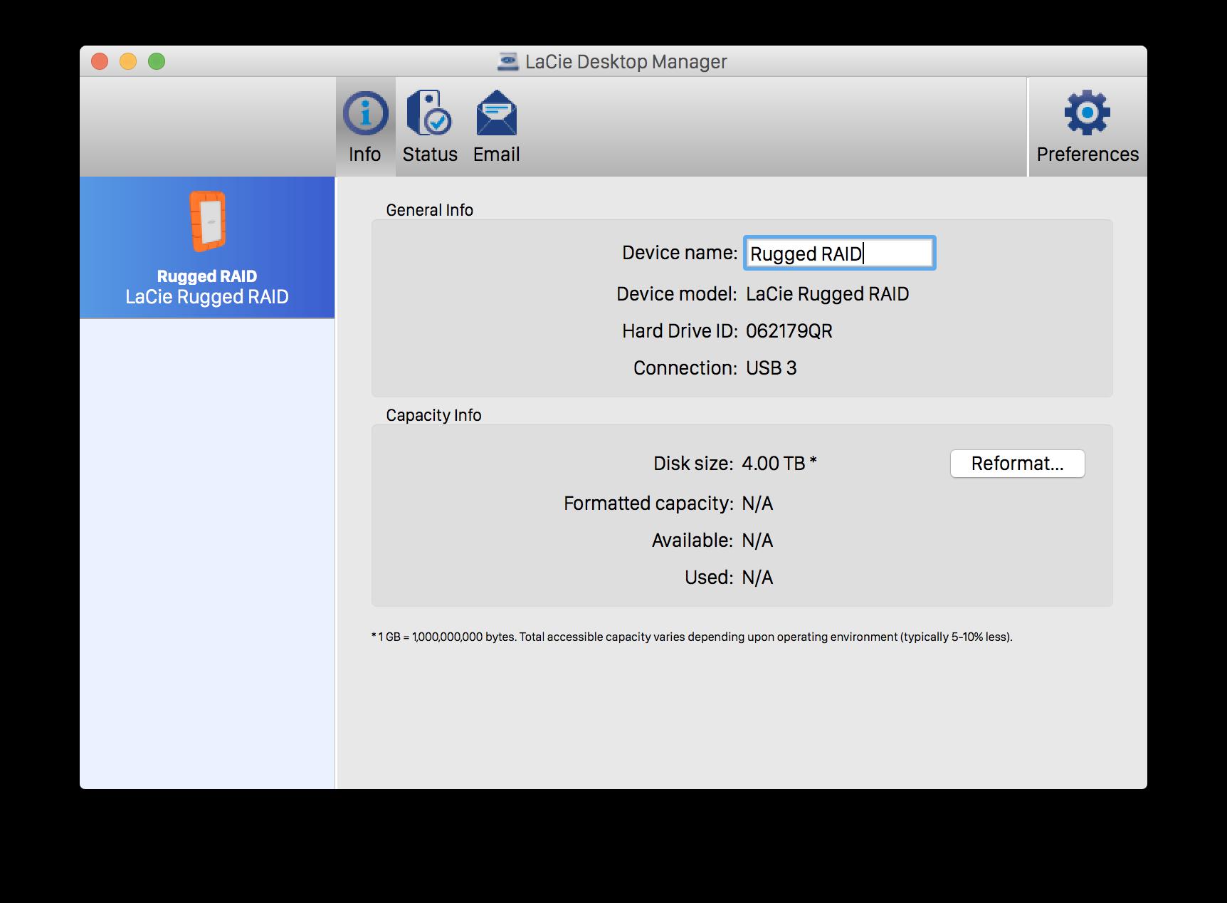 Review: LaCie's 4TB Rugged Thunderbolt/USB 3 portable hard drive