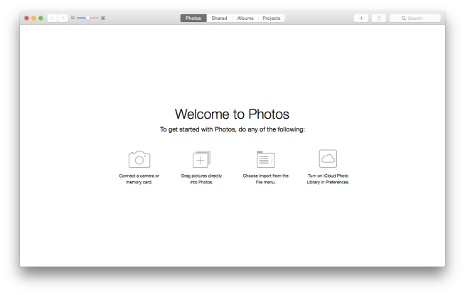 OS X Yosemite How-To: Move your iPhoto or Aperture library to Photos
