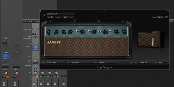 Amp-Designer