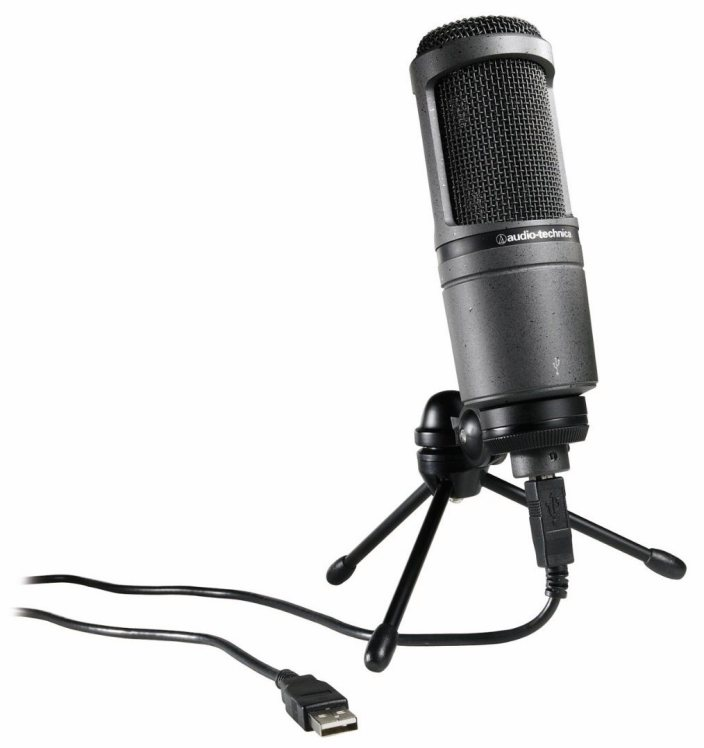 audio-technica-at2020usb-mic