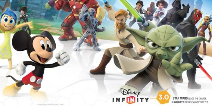 Disney infinty 3.0-new-Star Wars