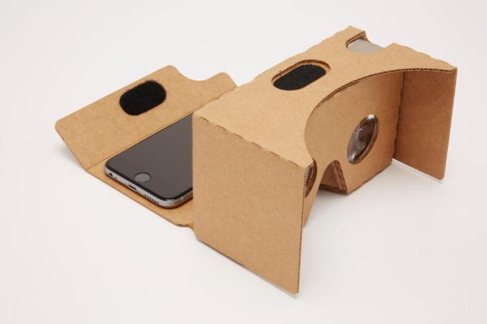 Google Cardboard iPhone