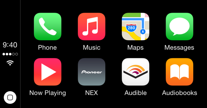 CarPlay Audible