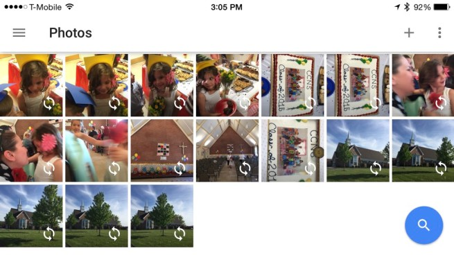 Opinion: Google's new Photos may just have won my library away from Apple