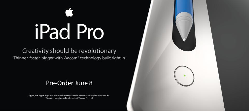 iPad-pro-wacom