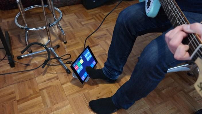 Logic-Remote-Pedalboard