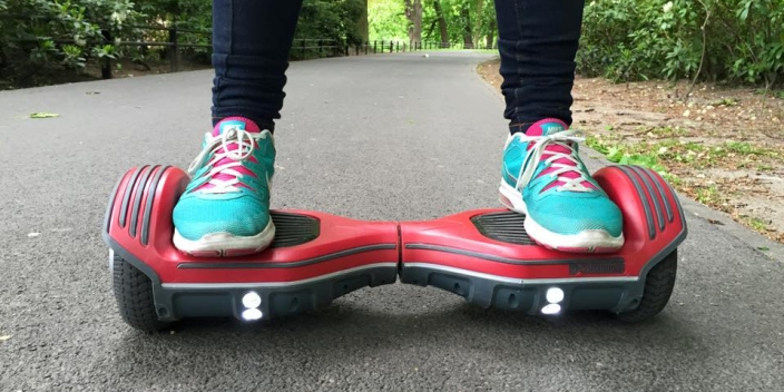 oxboard-electric-segway