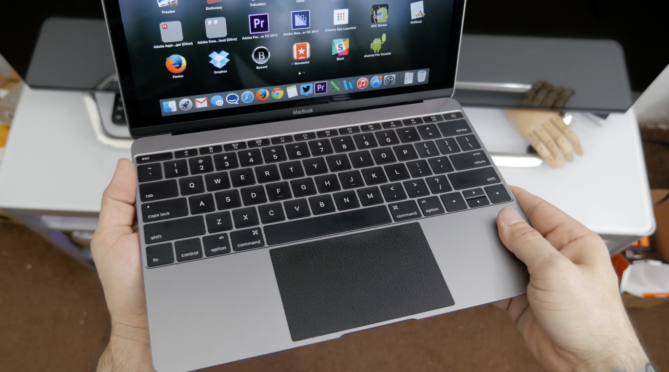 12 inch macbook month review a great new mac if you manage your screen shot 2015 05 15 at 51426 am ccuart Gallery
