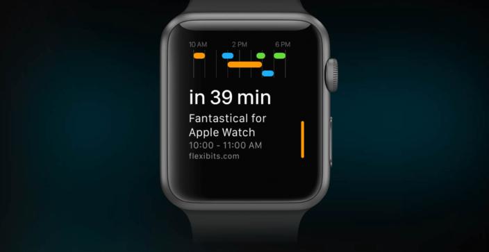 Fantastical Apple Watch
