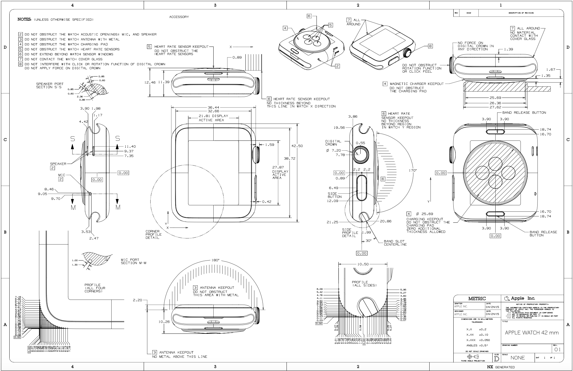 Apple launches official 39 made for apple watch 39 third party - Uscire da finestra layout autocad ...