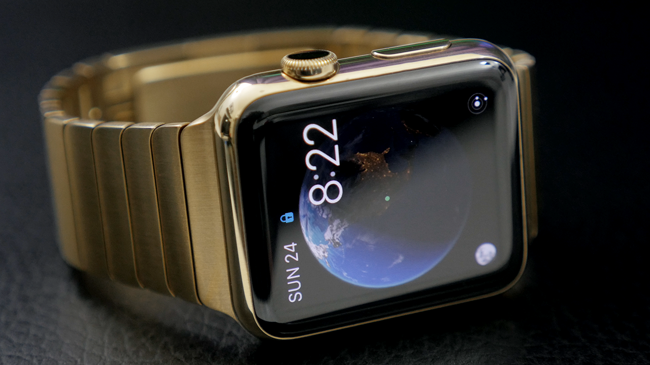 Apple Watch 3rd Party Gold Plated Edition W Link Bracelet Gets First Unboxing And Hands On Video 9to5mac