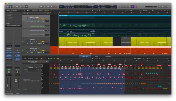6 New features-The Logic Pros
