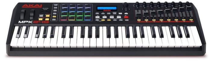the logic pros how to control anything in logic using your hardware midi controller 9to5mac. Black Bedroom Furniture Sets. Home Design Ideas