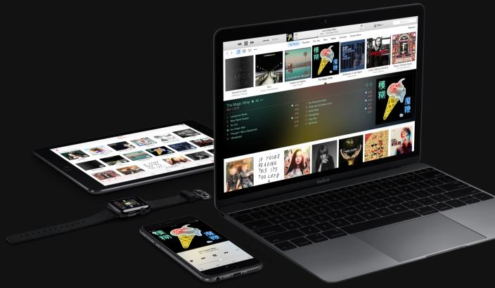 Apple Music ecosystem