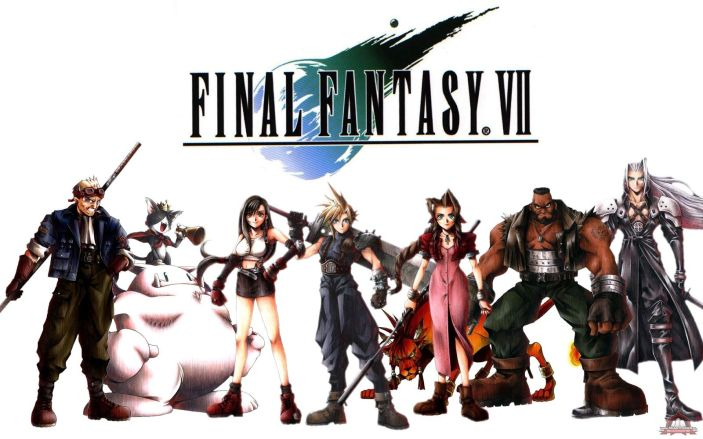Final Fantasy VII-iOS-01