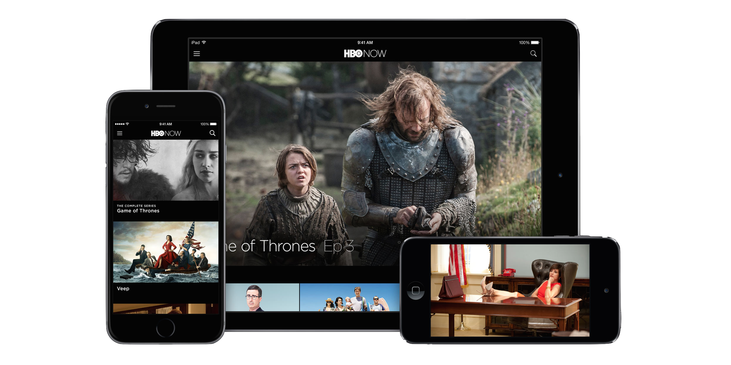 HBO NOW iPhone iPad iPod touch 21