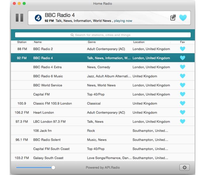 homeradio-mac-app