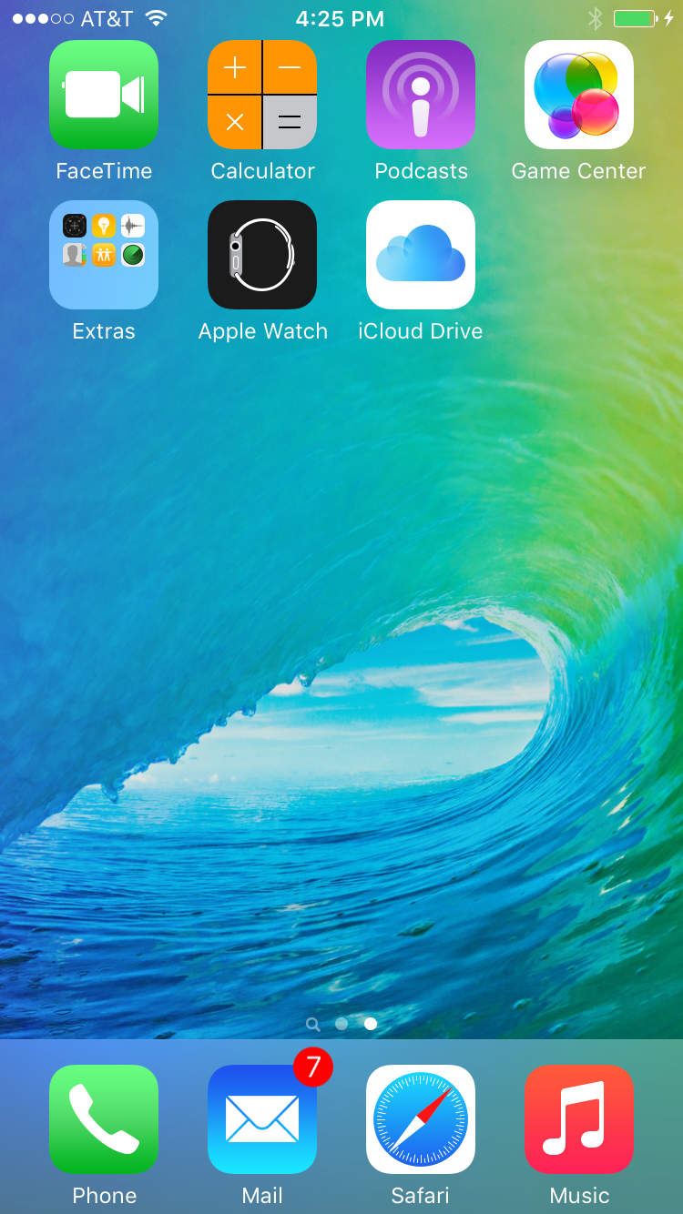 iCloud Drive gets its own app on iOS 9, but it's hidden by default