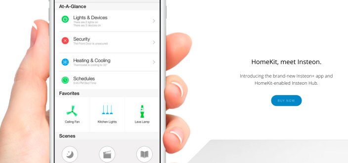 Insteon-Homekit