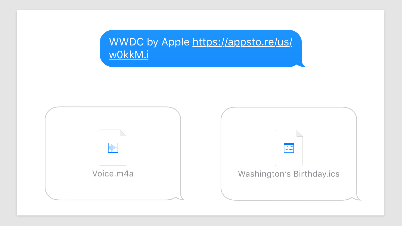 Changing The Conversation How Apple Could Modernize IMessage To Be