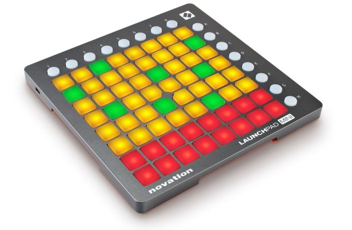 Novation 64-Button Ableton Controller-Logic Pros