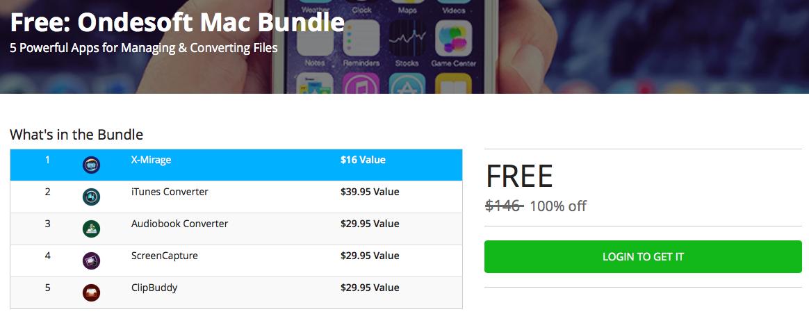 Ondesoft-Mac-Bundle