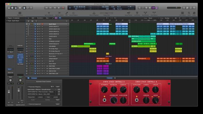 The Logic Pros-Track Stacks-01
