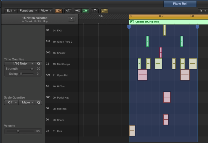 Time Handles-The Logic Pros