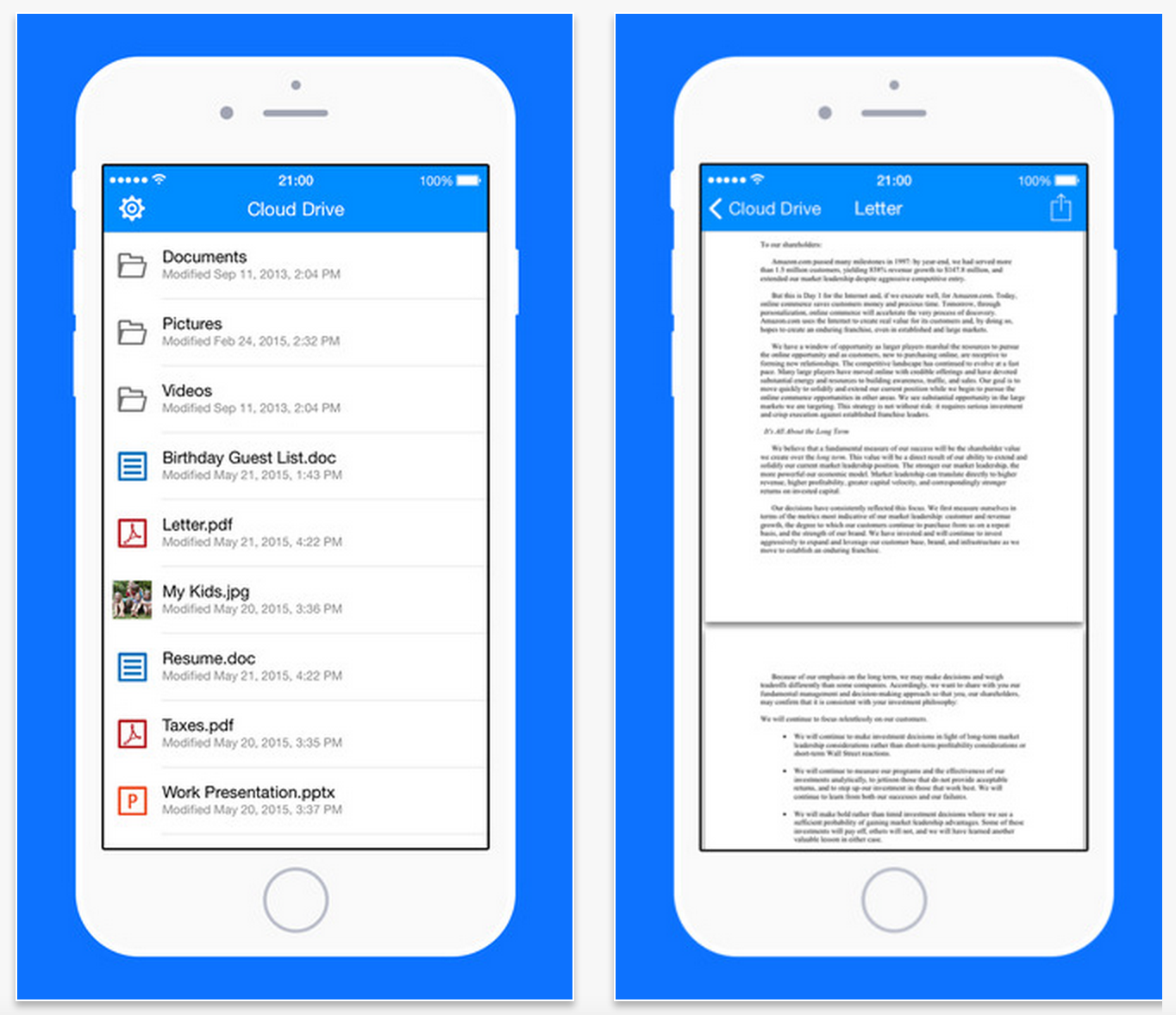 Amazon Releases Cloud Drive File Management App For Iphone And Ipad 9to5mac