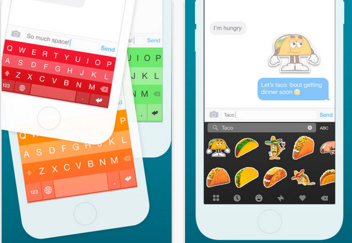 Flesky-iOS-keyboard