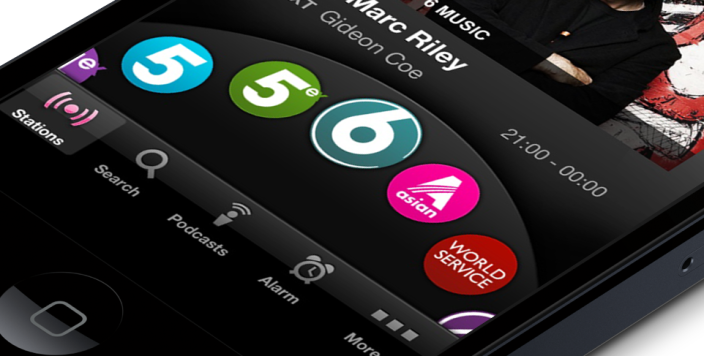 BBC iPlayer Radio app for iOS and Android gets offline