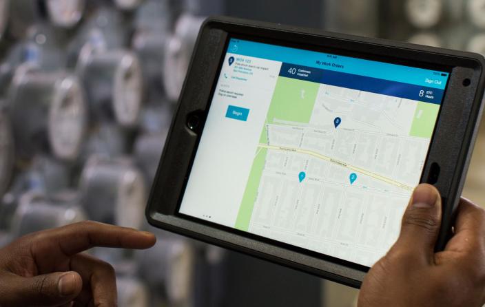 IBM MobileFirst for iOS iPad